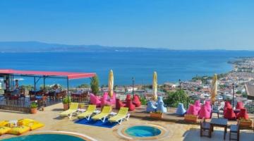 Kazdağlarında en güzel deniz manzaralı 3 otel